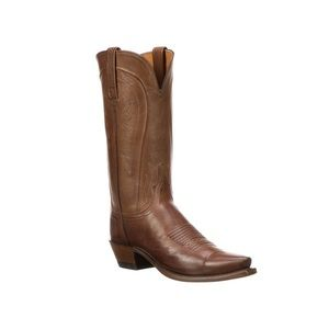 Lucchese Amberle Boot - Size 5.5 Width B - Tan